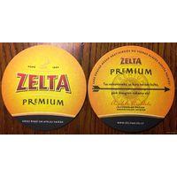 Подставка под пиво Zelta /Латвия/