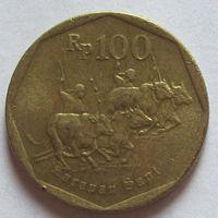 Индонезия, 100 рупий 1996 г