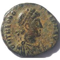 ФЕОДОСИЙ I ВЕЛИКИЙ (379-395 г.) АНТИОХИЯ. АЕ4.