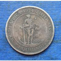 Южная Африка Британский доминион 1 шиллинг 1924 Георг V
