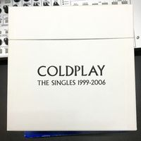 Coldplay - The Singles 1999-2006 Box Set, Limited Edition / VINYL