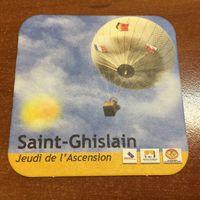 Подставка под пиво Saint-Ghislain
