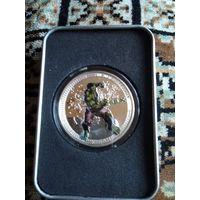 СУВЕНИРНАЯ МОНЕТА жетон в подарочной коробке