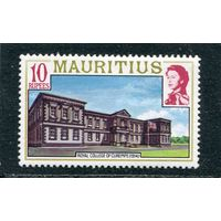 Маврикий. г.Кьюрпайп, королевский колледж