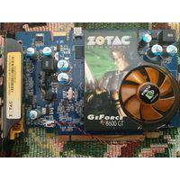 Видеокарта GeForce 8600 ZOTAC