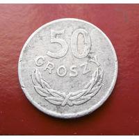50 грошей 1973 Польша #03