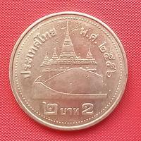 63-39 Таиланд, 2 бата 2013 г.