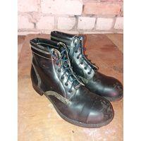 Английские ботинки со стальными носами Voidax