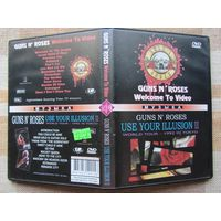 DVD GUNS N ROSES (Welcome To Video – Use your Illusion II 1992 Tokyo)