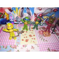 Игрушки из киндеров различные серии