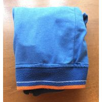 Детская новая шерстяная осенне-зимняя сине-голубо-фиолетовая блестящая светящаяся с отливом с красивыми узором-полоской детскими рисунками кофта на молнии с капюшоном для мальчика от 16 до 19 лет