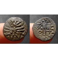 Денарий таманских готов, конец III-го - IV век н.э.