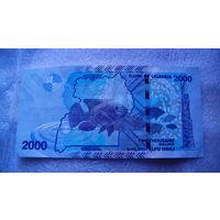 Уганда 2000 шилингов 2013г. распродажа