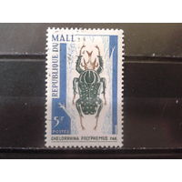 Мали 1967 Жук