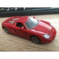 Porsche Carrera GT, siku