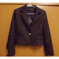 Пиджак итальянский, фирменный в школу, колледж,офис.