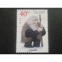 Исландия 2000 Рождество