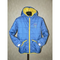 Фирменная Яркая куртка Деми из Европы