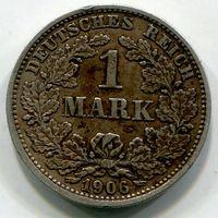 ГЕРМАНИЯ - МАРКА 1906 D