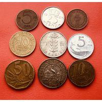 9 монеток - 9 стран. #07