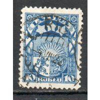 Стандартный выпуск Латвия 1921 год 1 марка