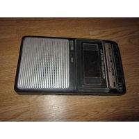 Panasonic Slim Line . Магнитофон кассетный