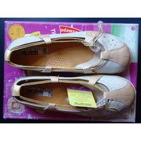 Туфли для девочки, 34 размер