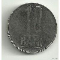 Румыния 10 бани (bani) 2012