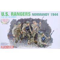 Rangers Normandy 1944, сборная модель 1/35 Dragon 6235
