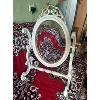 Зеркало настольное туалетное