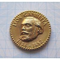Настольная медаль Франция