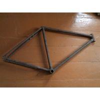 Рама довоенного велосипеда