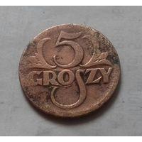 5 грошей, Польша 1923 г.