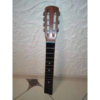 Гриф от семиструнной гитары СССР