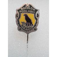 Значок. Соколув-Подляски. Польша #0671