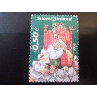Финляндия 2005 Рождество
