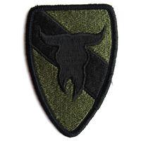 Шеврон 163-го бронированного кавалерийского полка армии США (распродажа коллекции)