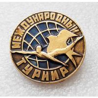 Прыжки в воду. Международный турнир Весенние ласточки. Минск 1975 год #0459-SP10