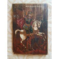 Икона Святой Архистратиг Михаил