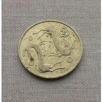 Кипр, 2 цента 1993 г.