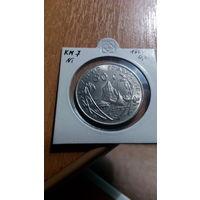 1к Французкая Полинезия 50 франков 1967 В ХОЛДЕРЕ распродажа коллекции