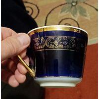 Чашка типа кобальтовой СССР