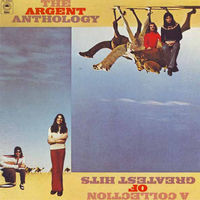 Argent, The Argent Anthology, A Collection Of Greatest Hits, LP 1976