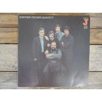 Gunther Fischer Quintett - Kombination - Amiga, ГДР - 1978 г.