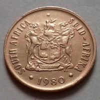 2 цента, ЮАР 1980 г.