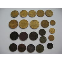 Монеты СССР одним лотом