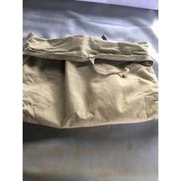 Армейская брезентовая сумка-мешок   советского  периода для  хранения и переноски  прибора