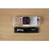 Модуль памяти DDR4 16Gb 3200МГц Kingston