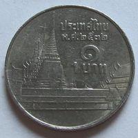 1 бат 1989 г  Таиланд