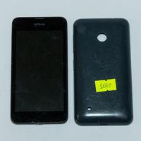 1040 Nokia Lumia 530 (RM-1017). По запчастям, разборка